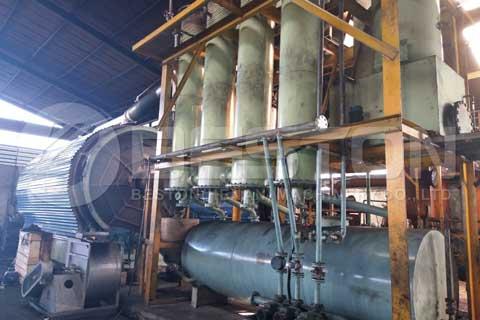 MSW Pyrolysis Plant