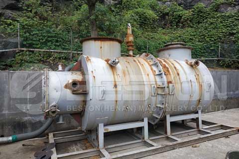 Pyrolysis Machine in South Korea