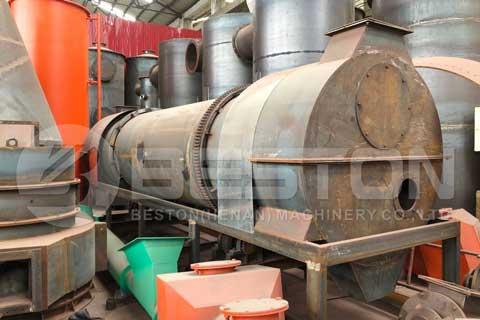 Sewage Sludge Treatment System