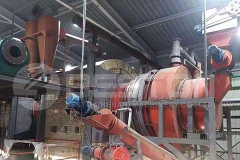 Garbage Carbonization Furnace