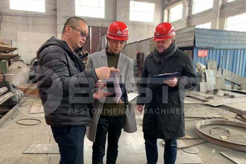 MSW Carbonization System