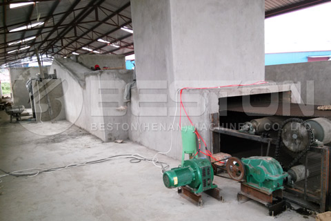 Brick Drying Conveyor