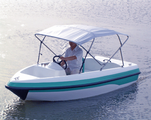 4 Seat Amusement Park Water Boat for Sale