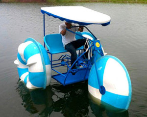 Amusement Park Water Tricycle Ride For Sale