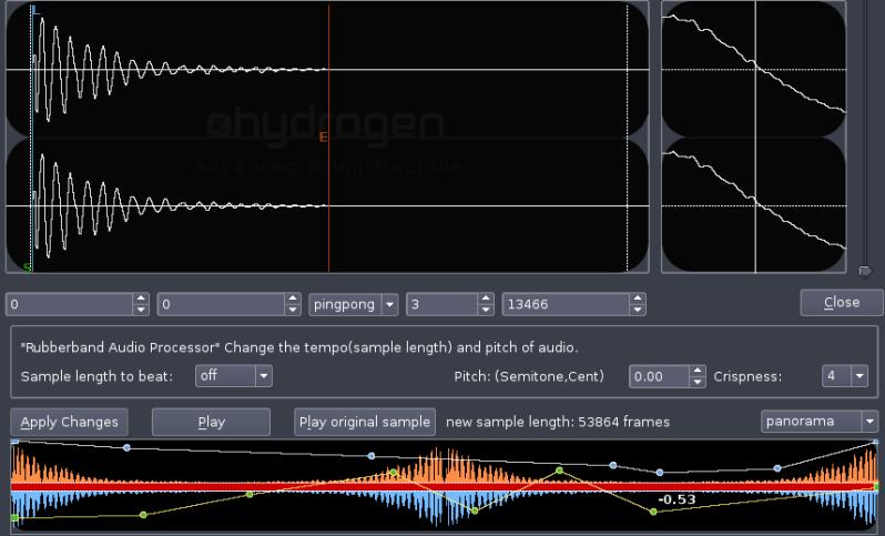 hydrogen beat maker