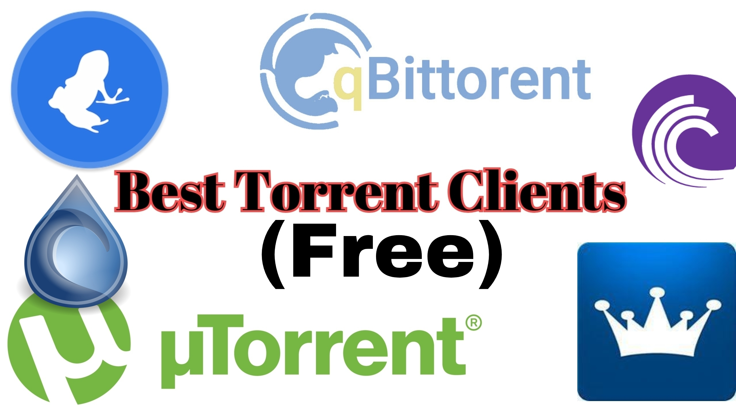 Best Free Torrent Clients / Programs / Downloaders 2018