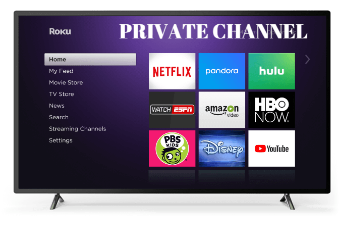 Best Free Roku Private Channels