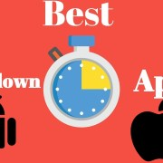 best countdown apps for android and iphone