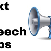 best text to speech android iphone