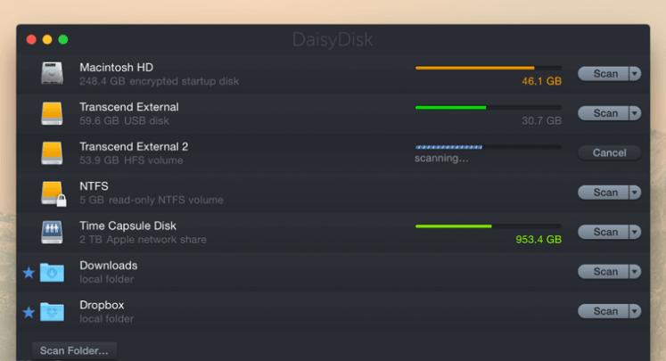 dailydisk mac cleaner