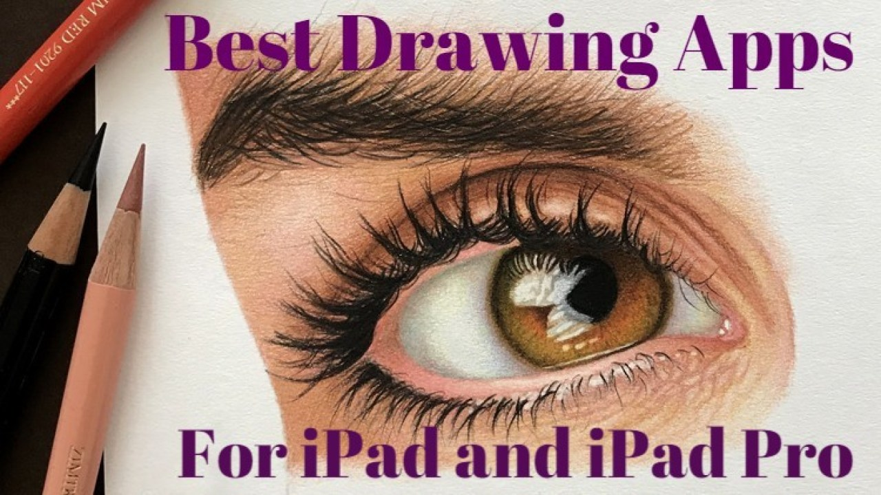 10 Best Drawing Apps for iPad and iPad Pro | BESTOOB