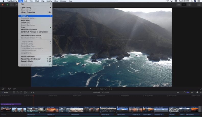 final cut pro for gopro editing