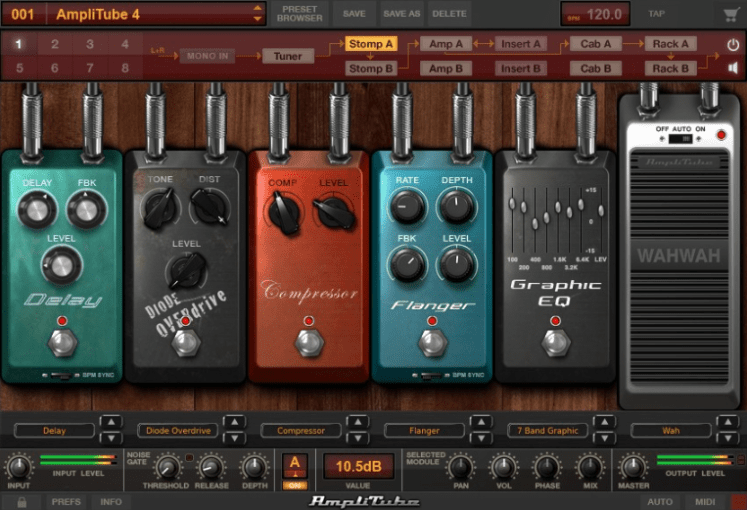 AmpliTube Custom Shop