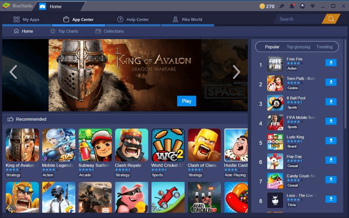 BlueStacks App Player for PC & Mac