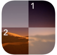 Crossword Puzzles! app for iphone