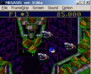 Megasis emulator