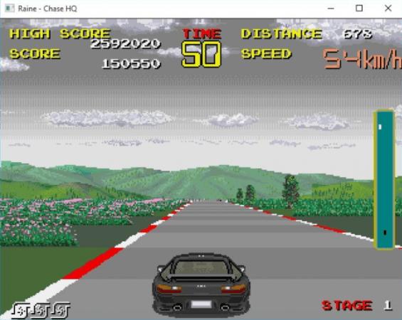 RAINE emulator