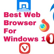 best web browser for windows 10