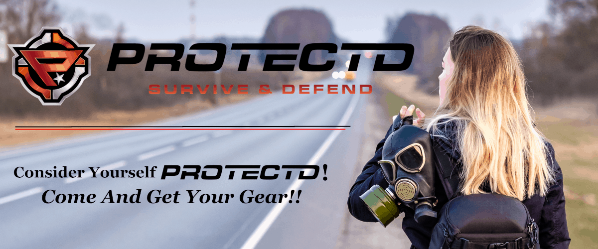 Protectd Logo Survival Gear