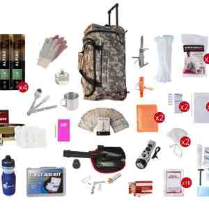 Deluxe Food Storage readywise Survival Kit (14 Day)