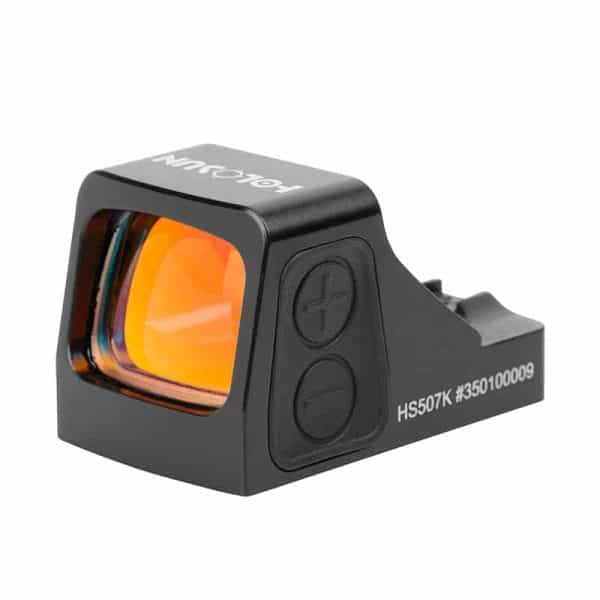 Holosun HS507K Red Dot / Circle Dot Reflex Sight With Shake Awake