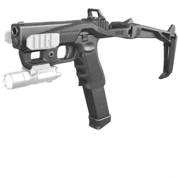 000BS - 20/20 Stabilizer Conversion Kit For Glock - Basic