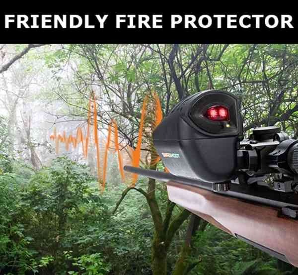 SafeShoot Shooter - Safe Hunting Gadget Solution for Best Hunting Experience