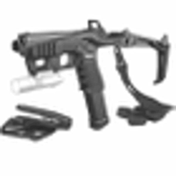 000BS - 20/20 Stabilizer Conversion Kit For Glock - with Holster + Sling - Grey