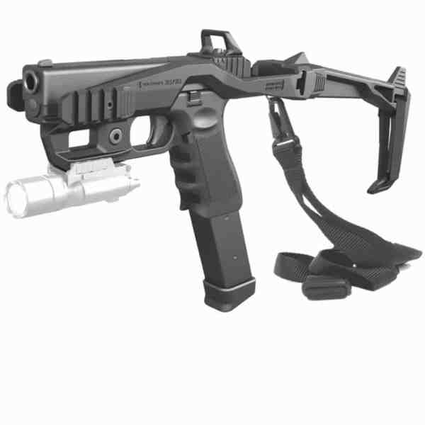 000BS - 20/20 Stabilizer Conversion Kit For Glock - With Sling