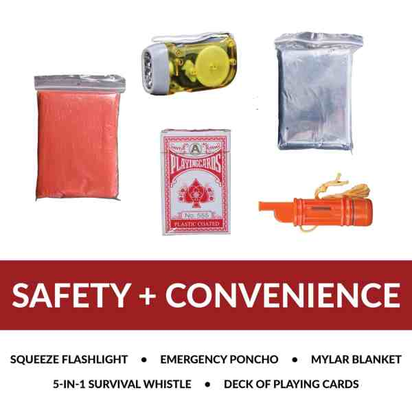 Safety and Convenience Pack