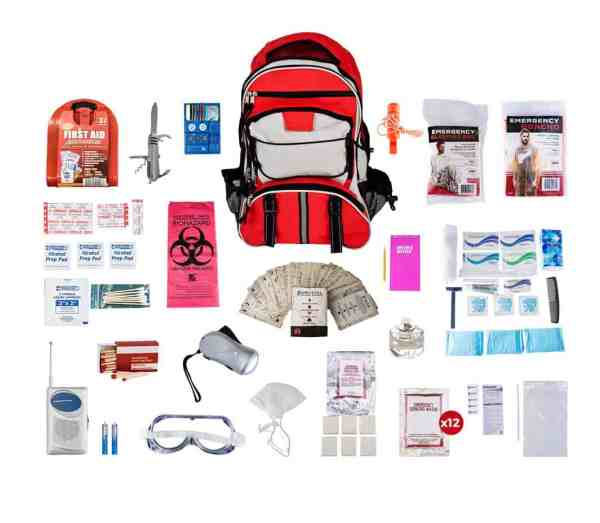 readywise 1 Person Deluxe Survival Kit (72+ Hours)
