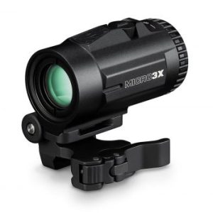 Micro 3X Vortex Optics Magnifier With Flip Mount
