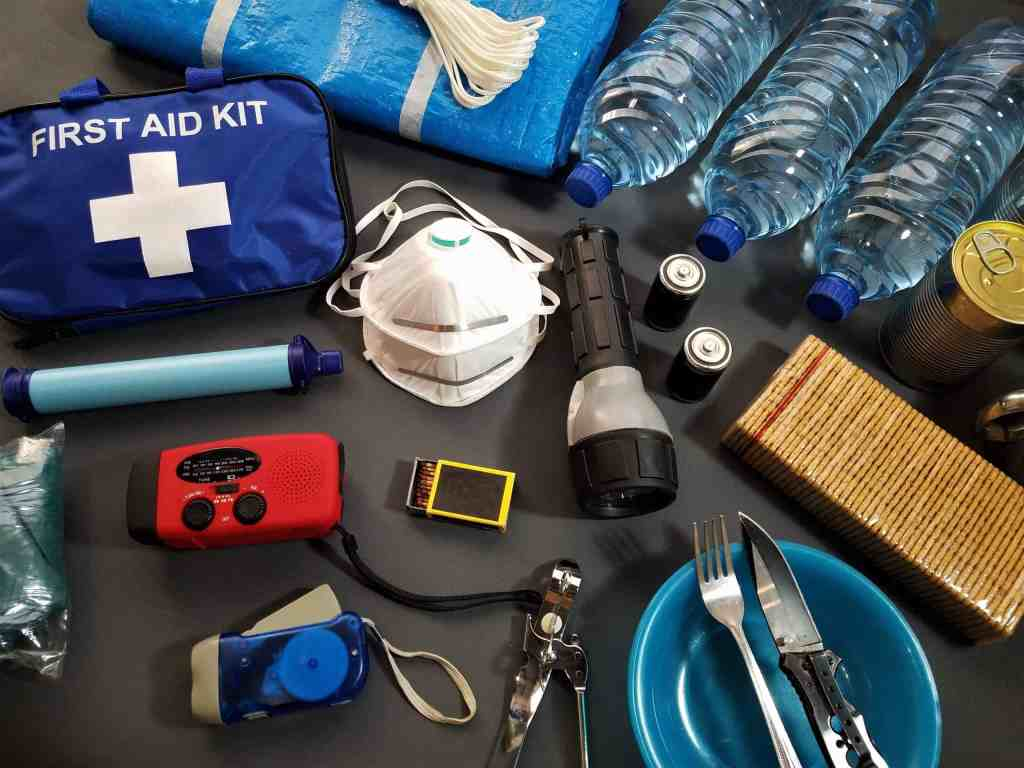 Knowing what the essentials for survival are will help you put together the perfect emergency stockpile