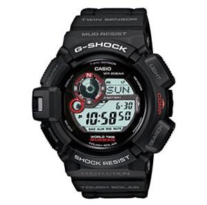 Casio G-Shock G9300-1 MUDMAN Watch