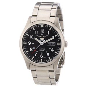 Seiko Men's 5 Automatic Watch SNZG13K1