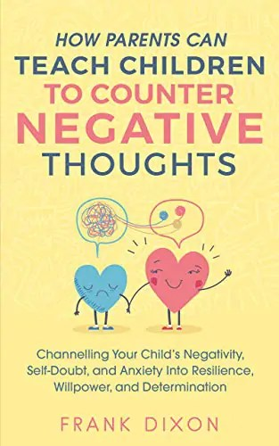 Parenting books to counter with negative thoughts