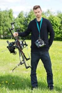 Me With UAV Drone
