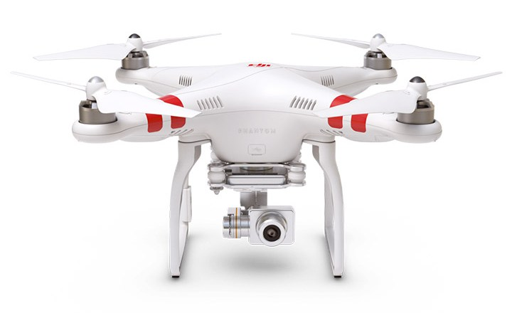 Best Quadcopter With Camera – Phantom 2 Vision+