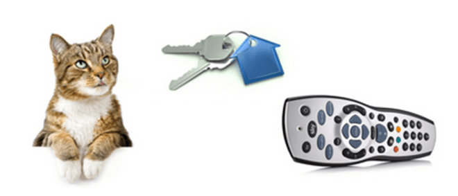 tracking device for keys