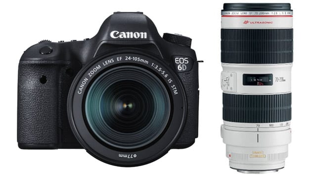Best Lenses for Canon 6D in 2018 | Best Photography Gear