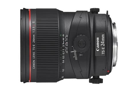 The Canon TS-E 24mm f/3.5-L II does not have auto focus so it's best to use  it on a tripod, like all other tilt-shift lenses. - Best Canon Lenses For Landscape Photography In 2018 Best
