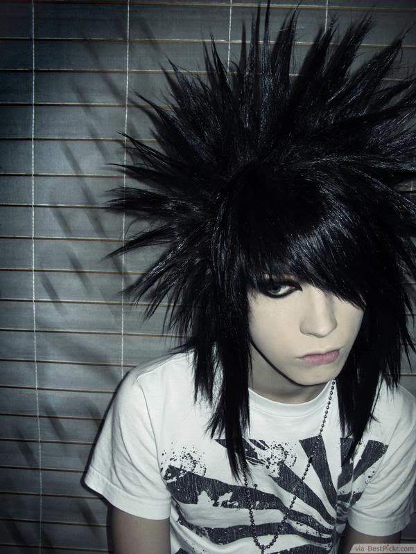 Prev Next Cool Short Haircuts For Teenage Guys Emo Hairstyles