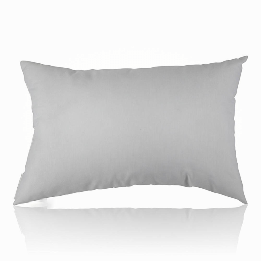 Premium 100% White Goose Down Medium Firm Pillow (Queen)