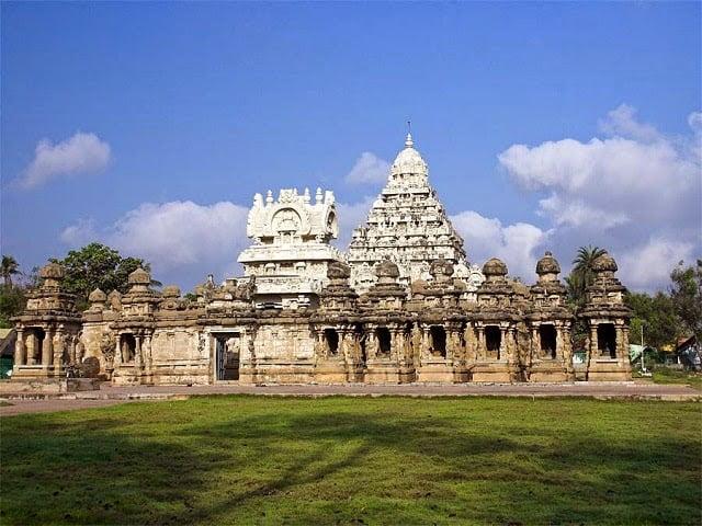 Kanchipuram – The land of eternal reverence!