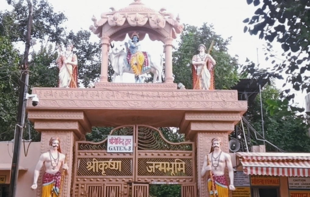 Places in mathura to visit