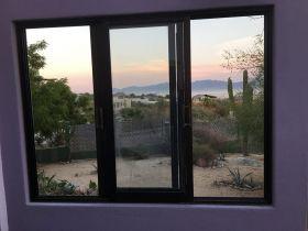View from home in La Ventana, Baja California Sur, Mexico
