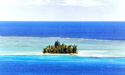 Bora Bora Island – a Dreamy Affair