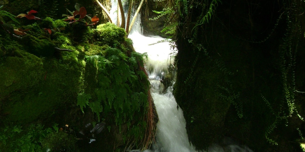WPC: H20-The Waterfall