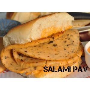 Salami Pav