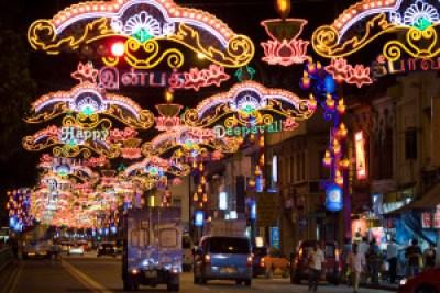Diwali in Singapore